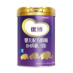 圣元优博1段奶粉