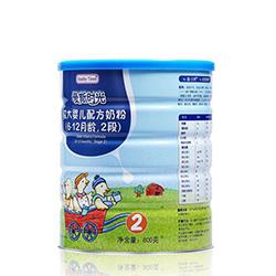 合生元爱斯时光2段有机奶粉