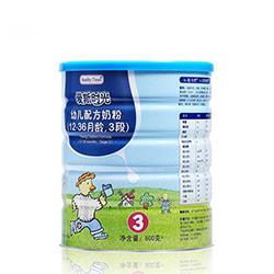 合生元爱斯时光有机奶粉3段