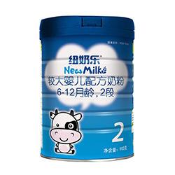 纽奶乐2段奶粉