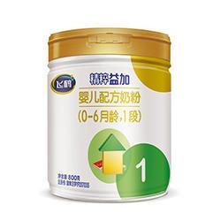 飞鹤精粹益加奶粉1段