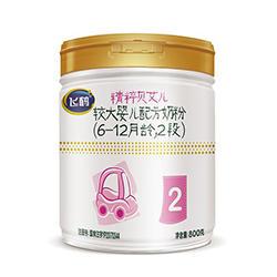 飞鹤精粹贝艾儿2段奶粉