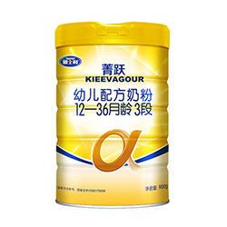 雅士利菁跃3段奶粉