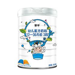 蒙牛3段奶粉