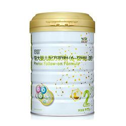 纽瑞滋平润2段奶粉