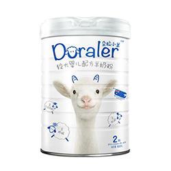 朵拉小羊2段羊奶粉
