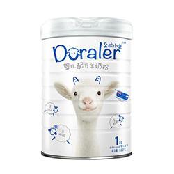 朵拉小羊1段羊奶粉