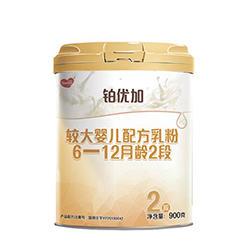 多美滋铂优加2段奶粉