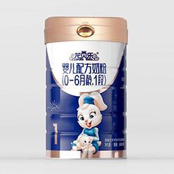 龙王龙贝乐1段奶粉