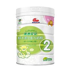 明一英惠贝贝2段奶粉