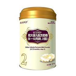 阳光呵护2段奶粉