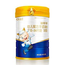 红星美羚富羊羊3段羊奶粉