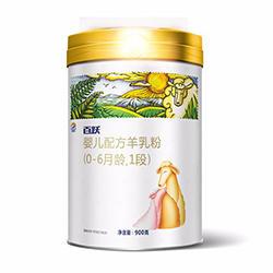 百跃1段羊奶粉