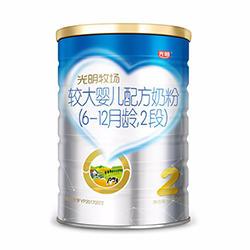 光明牧场2段奶粉