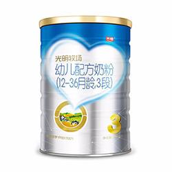 光明牧场3段奶粉