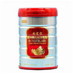 摇篮安宝宝2段奶粉