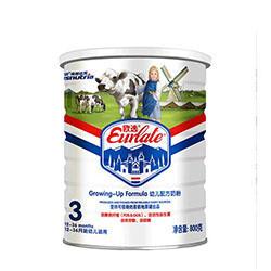 欧选3段奶粉