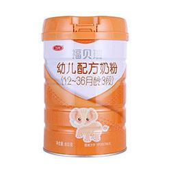 三元福贝瑞3段奶粉