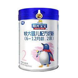 银桥阳光宝宝2段奶粉