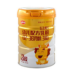 龙丹冠怡3段奶粉