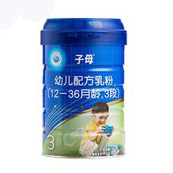 辉山子母3段奶粉