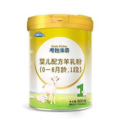 考拉米奇羊奶粉1段