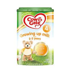 英国牛栏奶粉儿童粉4段