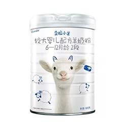 朵拉小羊羊奶粉2段